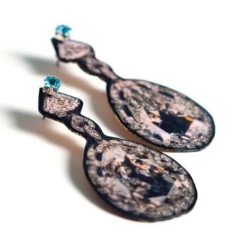 RR I Mary Antoinette Earrings