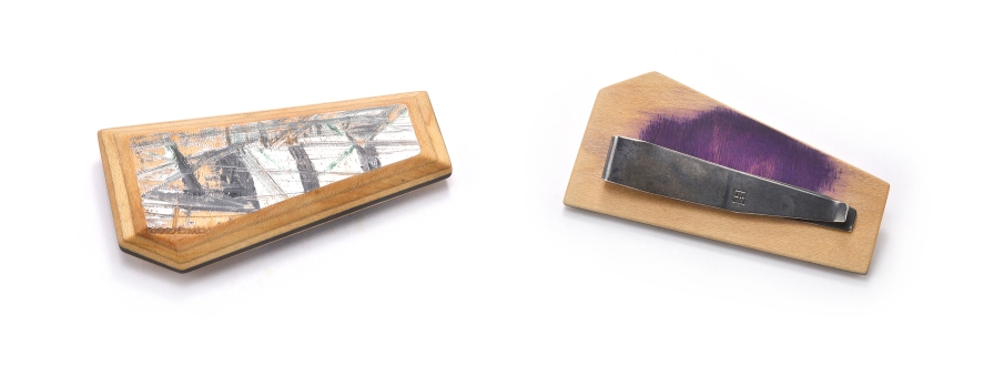 G-Flat Large Brooch Clip