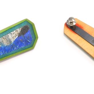 Large G-Flat Pin