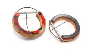 Large Round Gem Cut Threaders