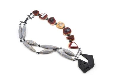 UrA:SXIII Pave Necklace